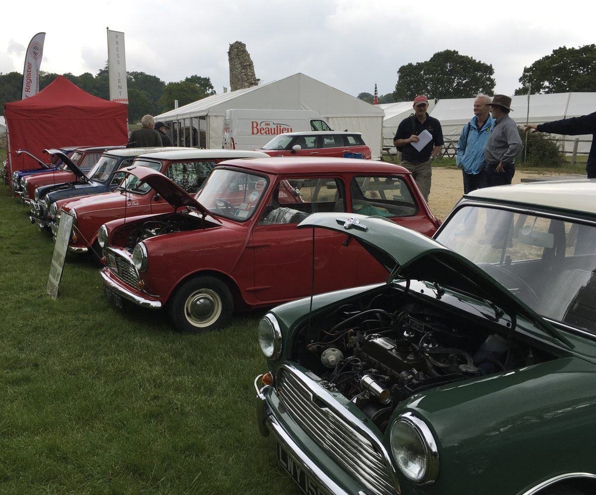Club members out in force on a busy weekend