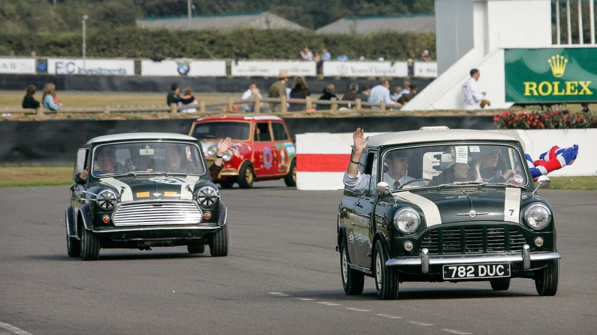 Goodwood Revival to pay homage to Cooper Car Company's motoring success