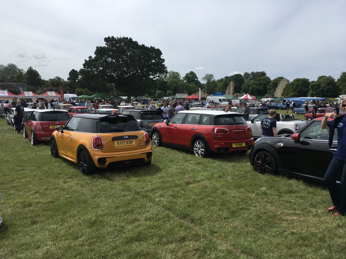 All roads led to Beaulieu for National Mini Day