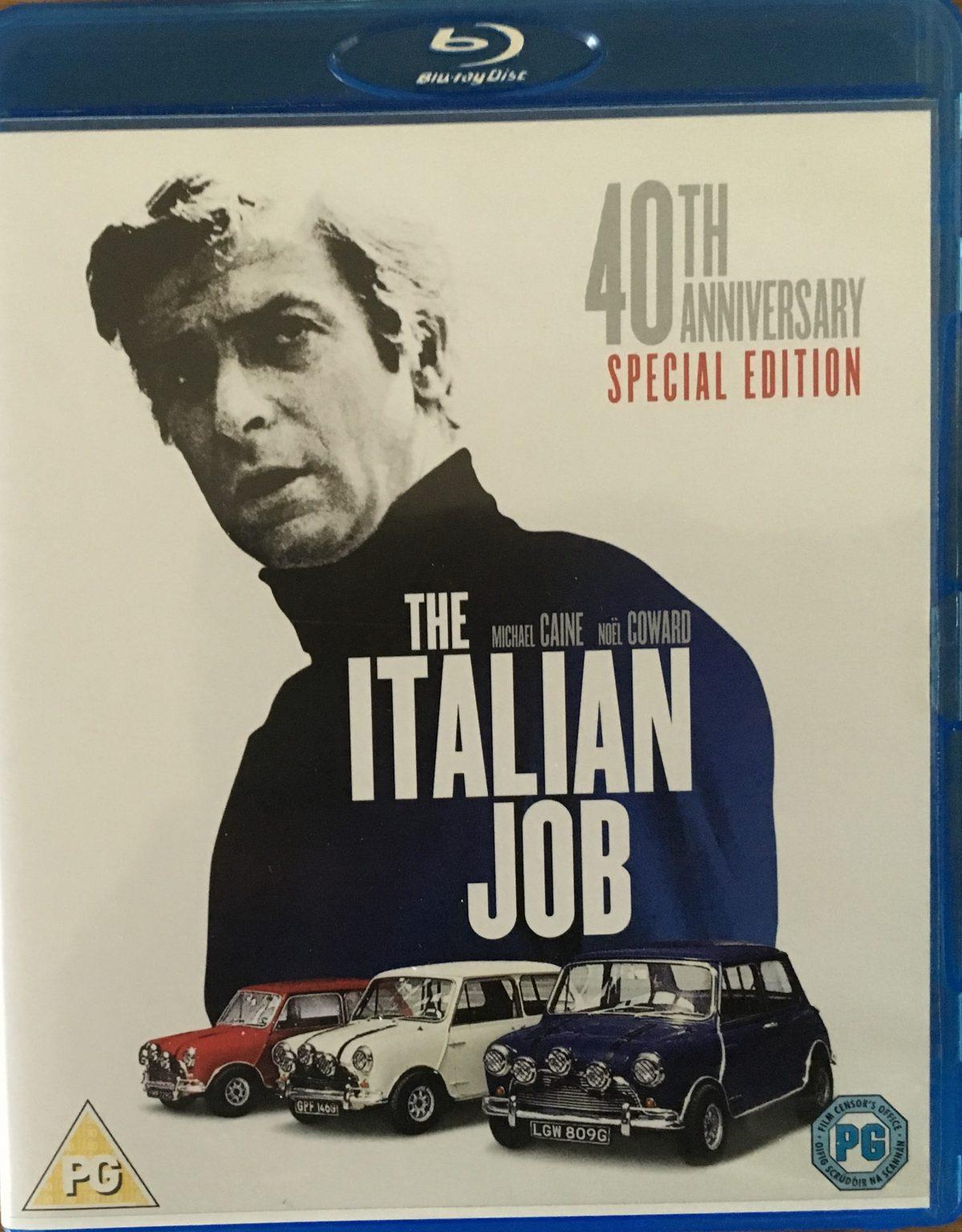 The Italian Job at National Mini Day