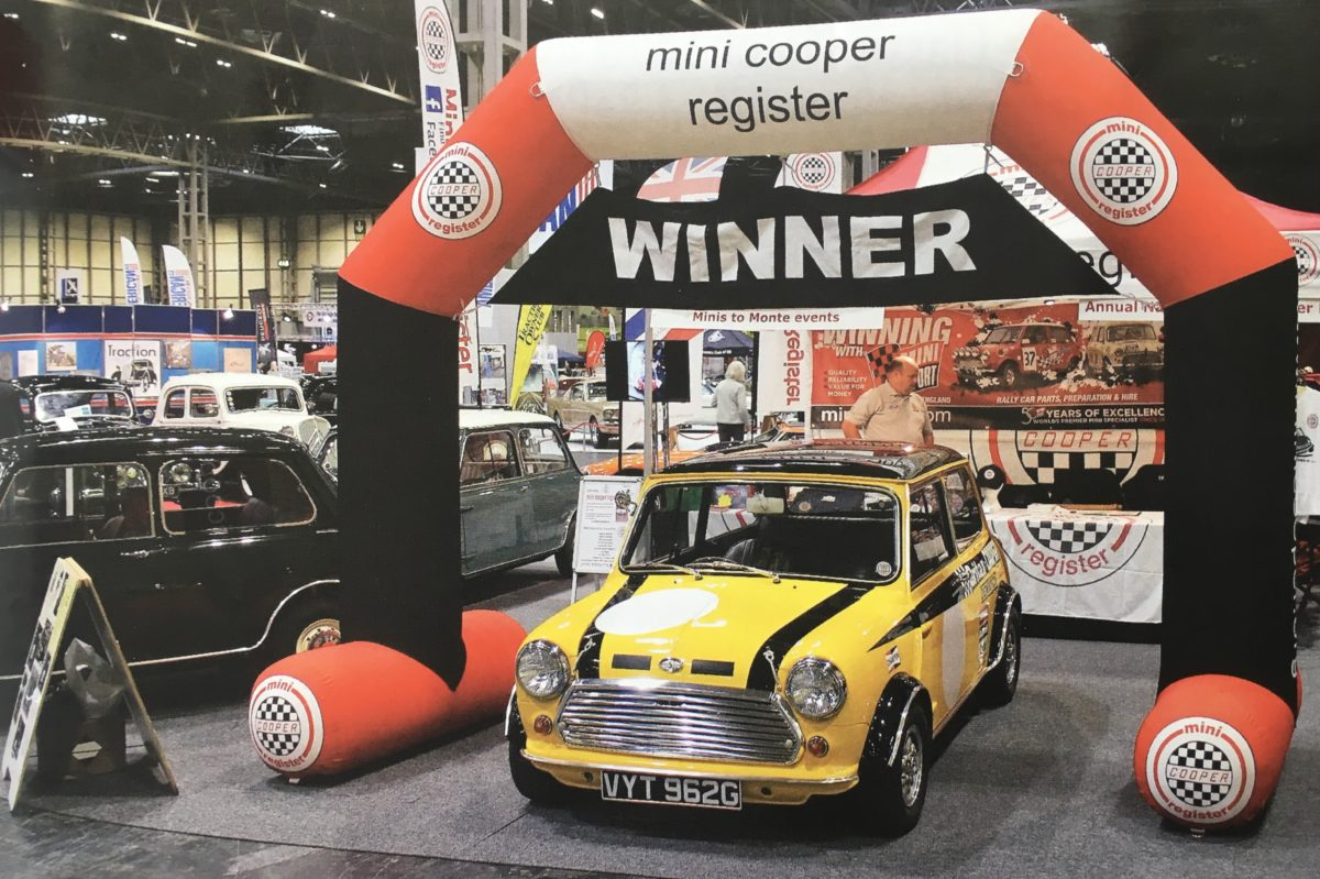 All roads lead to the NEC for final show