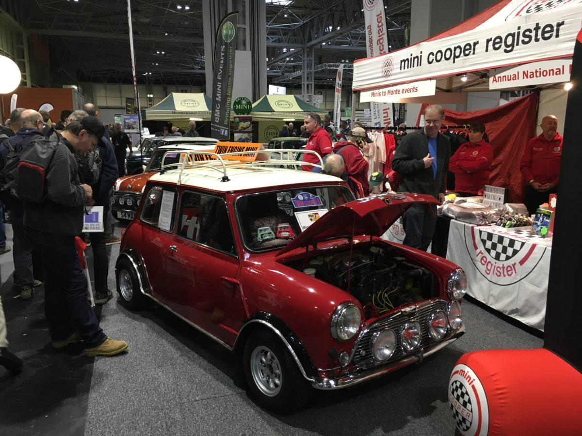 Lancaster Insurance Classic Motor Show review