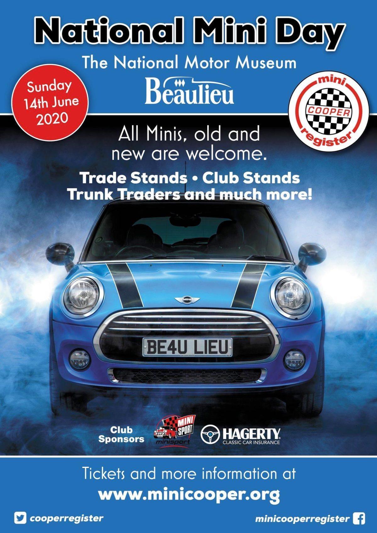 Beaulieu booking line is open
