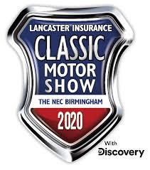UPDATE! NEC Classic Car Show 2020