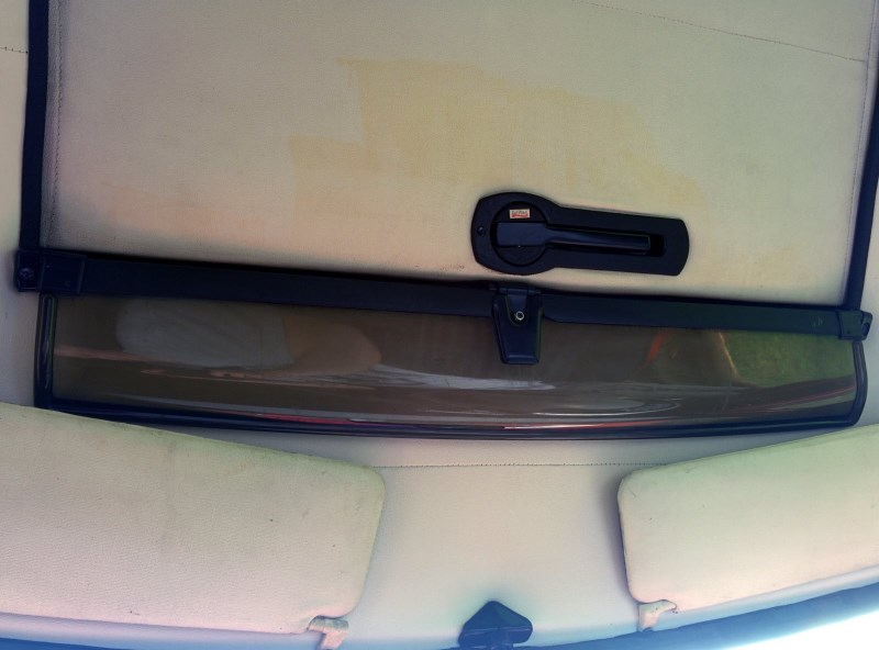 Britax Weathershield Sunroof - Help in using this forum -